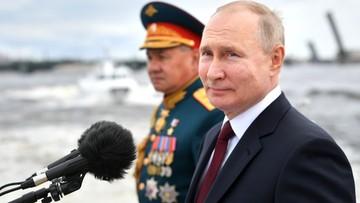 Putin: Rosja jest w stanie wykryć każdego wroga, zadać nieunikniony cios