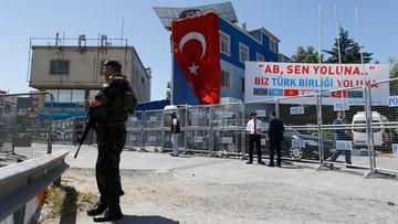Turcja potrzebuje więcej pomocy od międzynarodowej koalicji przy ochronie granic