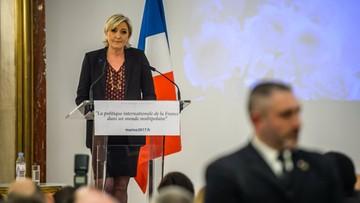 Marine Le Pen odmawia stawienia się na przesłuchanie ws. fikcyjnego zatrudniania