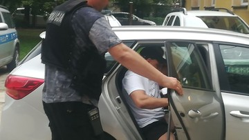 To mieszkaniec podwarszawskiego Pruszkowa miał pobić kelnerkę w Krynicy Morskiej. Został zatrzymany