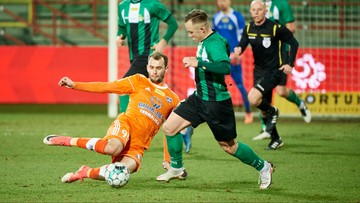 Fortuna 1 Liga: W Bełchatowie bez niespodzianek
