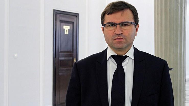 Girzyński: nie każdy, kto mieszka w Toruniu, jest kolegą ojca Tadeusza Rydzyka