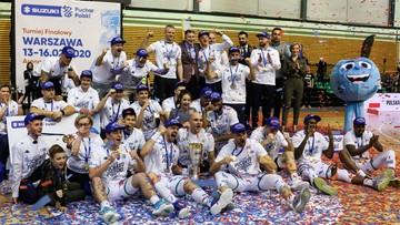 Puchar Polski koszykarzy: Turniej w Lublinie bez broniącego trofeum Anwilu Włocławek