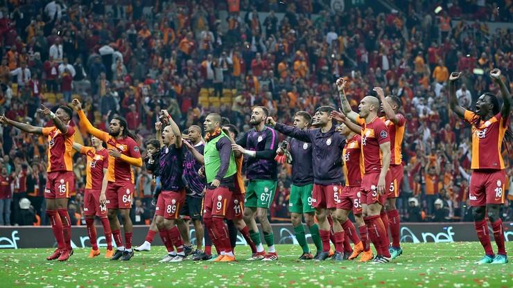 Galatasaray Stambuł mistrzem Turcji
