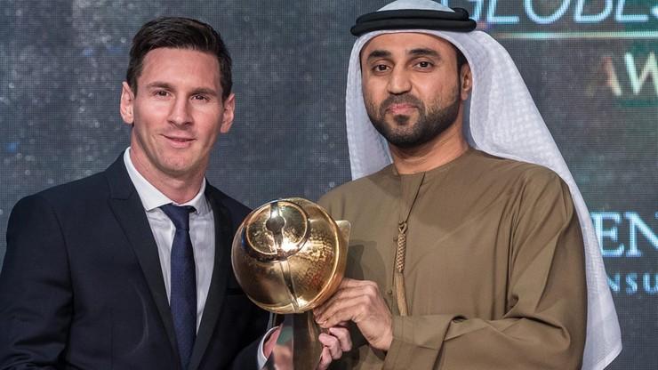 Messi zdobył kolejną nagrodę dla najlepszego piłkarza