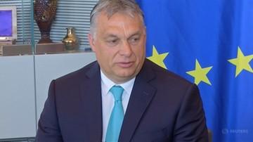 Szef Europejskiej Partii Ludowej: Orban przekroczył czerwoną linię