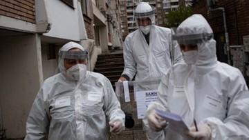 Koronawirus w Europie. Rekordy zgonów na Ukrainie i na Węgrzech