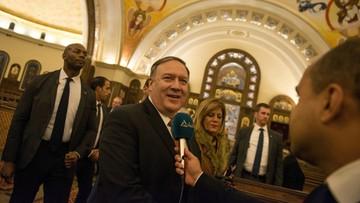 """Konferencja bliskowschodnia w lutym w Warszawie. """"Najważniejsza od szczytu NATO"""""""