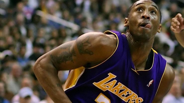 NBA: czapka za 38 tys. dolarów w kolekcji na pożegnanie Bryanta