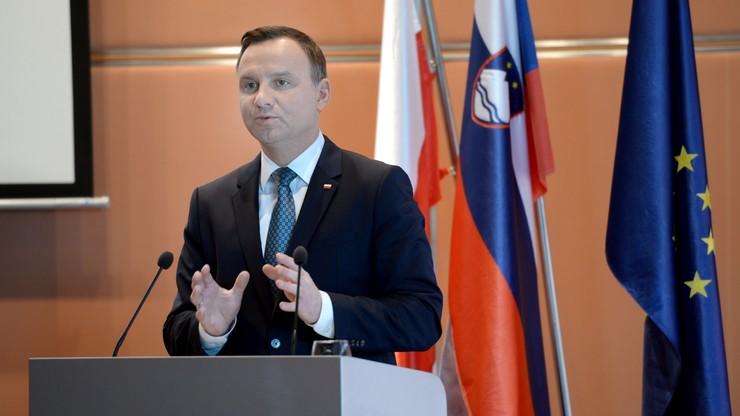 Prezydent: chcemy, by polska gospodarka opierała się na wiedzy