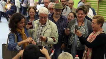 Znani piłkarze Barcelony popierają referendum w Katalonii