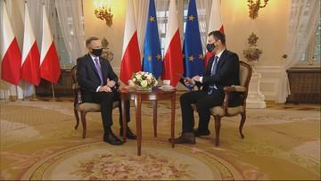 Duda: reakcja władz czeskich wobec Rosji jest całkowicie zrozumiała