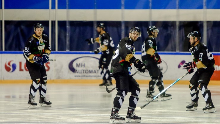 PLH: GKS Tychy w finale