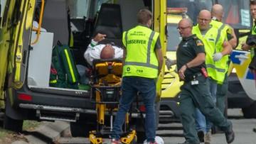Nowa Zelandia: strzelanina w meczetach - 49 ofiar. Sprawca w swoim manifeście wspomina o Polsce