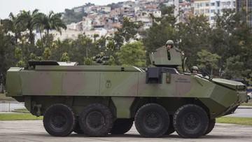 Rio de Janeiro zmienia się w fortecę