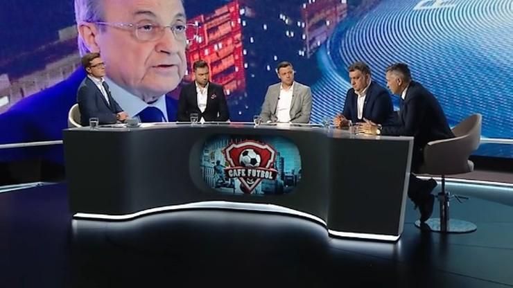 """UEFA sama zmierza do Superligi"""