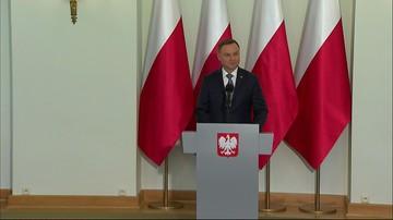 Andrzej Duda zmienia konstytucję. Przygotował projekt. Zaprosił przedstawicieli klubów parlamentarnych na konsultacje