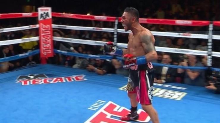 Mistrz na pół etatu znów chce zadziwić bokserski świat