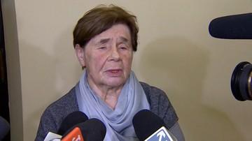 """""""Myślę, że nic nie było dogadane"""". Romaszewska przyznaje, że nie zna poprawek PiS do prezydenckich projektów ustaw"""
