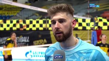 Bartosz Bednorz: Jestem dumny ze swojego zespołu