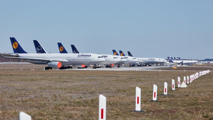 """Niemcy zamykają popularne """"tanie"""" linie lotnicze. Lufthansa do restrukturyzacji"""