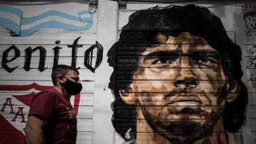 Diego Maradona kończy 60 lat