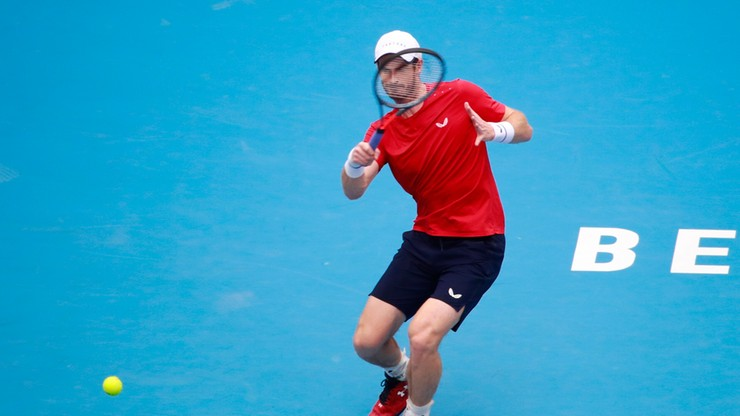 Australian Open: Murray otrzymał zaproszenie