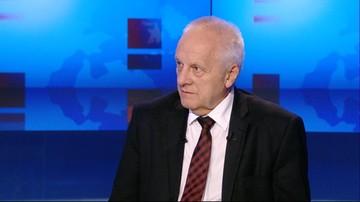 """""""Długo się męczyłem, w takiej partii być nie chcę"""". Niesiołowski o odejściu z PO"""