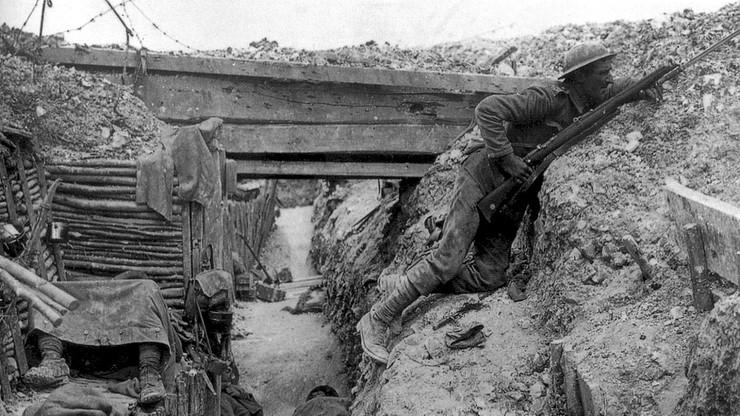 105 lat temu wybuchła I wojna światowa. Zginęło w niej pół miliona Polaków