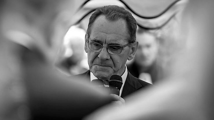 Ryszard Szurkowski pośmiertnie uhonorowany Krzyżem Wielkim Orderu Odrodzenia Polski