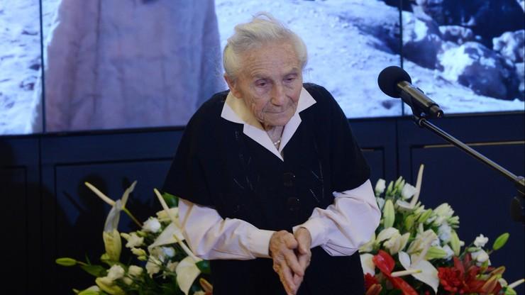 Prezydent do Stelli Zylbersztajn-Tzur: dziękuję za świadectwo dobra