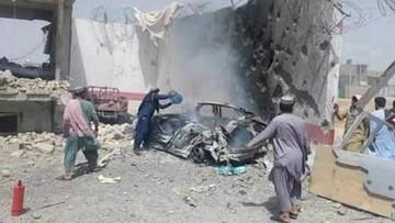 """Talibowie zaatakowali lotnisko. """"Wykorzystywał je wróg"""""""
