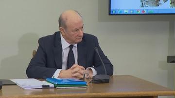 """""""Stworzyliśmy mechanizm, który »wyolbrzymiał« deficyt"""". Rostowski zeznawał przed komisją ds. VAT"""