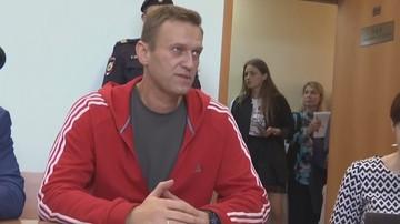 """Aleksiej Nawalny opuścił rosyjski areszt. """"Widzimy finalne stadium degradacji reżimu"""""""