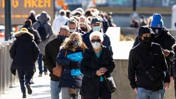 Nowojorski wariant koronawirusa. Urzędnicy chcą pomocy od rządu