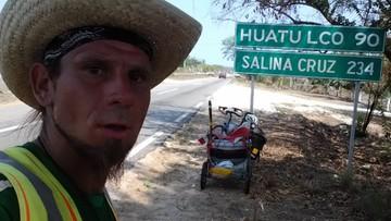 Tajemnicza śmierć polskiego podróżnika w Meksyku. Jego ciało znaleziono w 200-metrowej przepaści