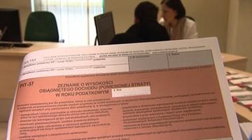 Resort finansów: usługa wstępnie wypełnionego zeznania podatkowego za kilka dni