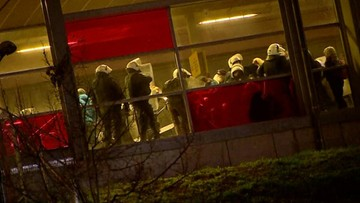 """Policja przeprasza za """"niepotrzebne sytuacje"""" podczas Marszu Niepodległości"""