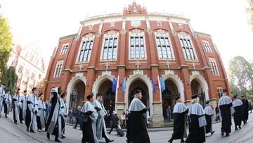 Więcej pieniędzy na naukę! - apel Gowina podczas inauguracji roku akademickiego na UJ w Krakowie