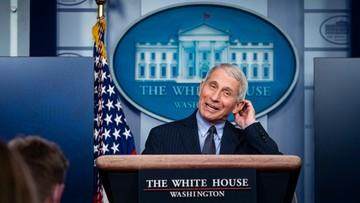 USA: główny epidemiolog dr Anthony Fauci zarabia więcej od prezydenta