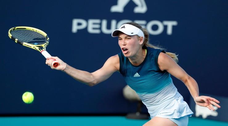 WTA w Charleston: Wozniacki i Martic w półfinale