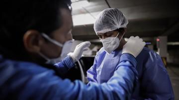 Najnowszy raport MZ. Ponad 200 nowych zakażeń koronawirusem