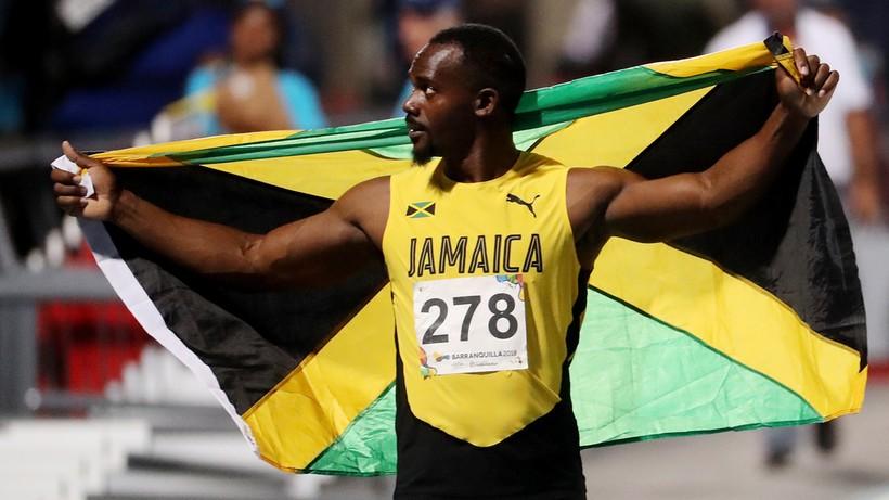 Jamajski sprinter ponownie przyłapany na dopingu