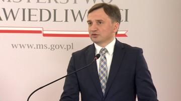 """""""Handlarz dopalaczami oferował 100 tys. zł za zabójstwo Ziobry"""""""