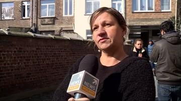 """""""Zobaczyłam mężczyzn z kałasznikowami"""" - Polka relacjonuje obławę w Brukseli"""