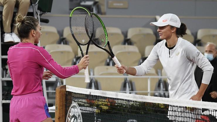 Świątek pokonała Halep. Polka w ćwierćfinale French Open