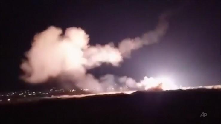 Rosja twierdzi, że izraelskie ataki na cele w Syrii zagroziły samolotom pasażerskim