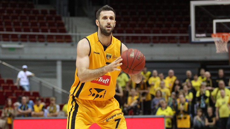 Energa Basket Liga: Nowy nabytek BM Slam Stali!