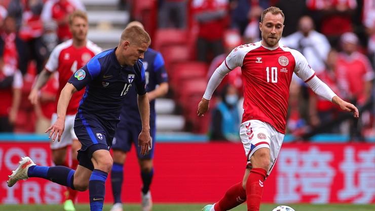 Romelu Lukaku: W 10. minucie meczu z Danią oddamy hołd Christianowi Eriksenowi