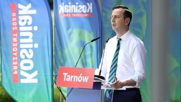 Kosiniak-Kamysz do Dudy: stańmy do debaty o polskim rolnictwie